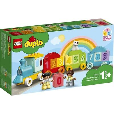 AU29 • Buy LEGO DUPLO My First Number Train - Learn To Count - 10954