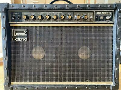 $ CDN520.36 • Buy Roland JC-77 Jazz Chorus Combo Amplifier Used Tested Working Vintage Japan F/S