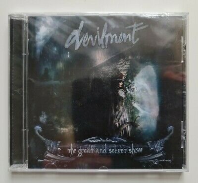 £10.99 • Buy Devilment - The Great And Secret Show - CD 2014 NEW & SEALED