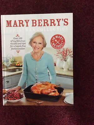 £7 • Buy Mary Berry's Christmas Collection: Over 100 Fabulous Recipes