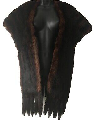 £22 • Buy Real Fox Fur Stole One Size