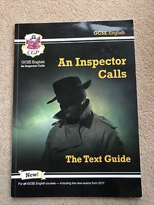 £1 • Buy Grade 9-1 GCSE English Text Guide - An Inspector Calls... By CGP Books Paperback
