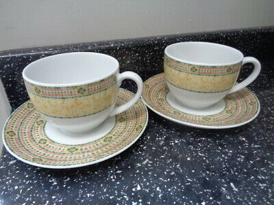 £15 • Buy Wedgwood Home Florence Teacups And Saucers X 2