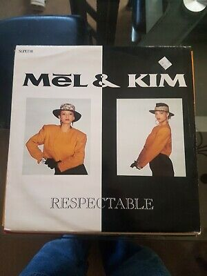 £4 • Buy Mel And Kim Respectable 12