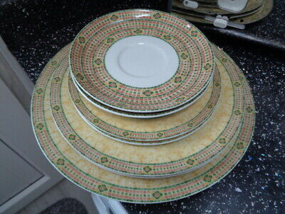£20 • Buy Wedgwood Home Florence Mixed Lot - Small Chips Ok For Spares