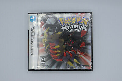 AU1559.22 • Buy Pokemon Platinum Version Nintendo DS BRAND NEW FACTORY SEALED AUTHENTIC USA NDS
