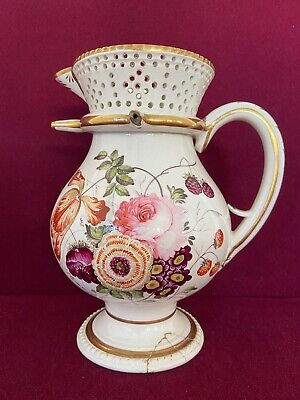 £12.50 • Buy A Pearlware Pottery Puzzle Jug Dated 1830