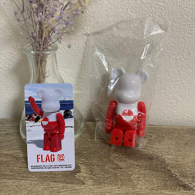 $15 • Buy MEDICOMTOY Flag Greenland Bearbrick 100% BE@RBRICK Series 38 Normal Approx. 70mm