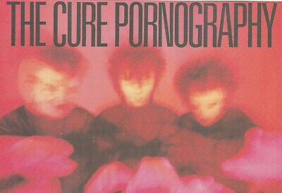 £4.99 • Buy The Cure - Pornography - Mini Poster/Book Clipping