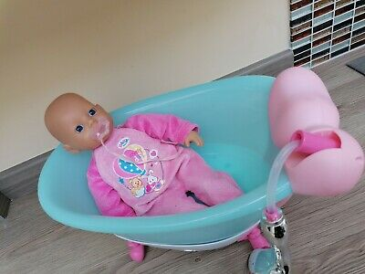 £14.99 • Buy Baby Born Bath With Working Sound And Lights See Other Items