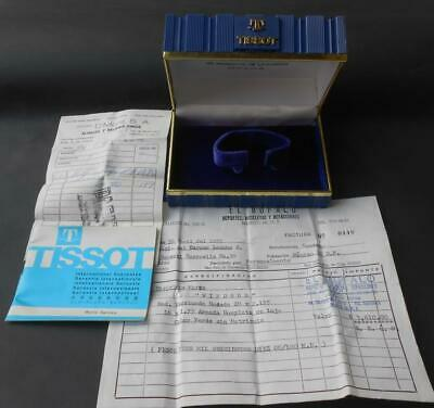 £57.47 • Buy  RARE VINTAGE WATCH BOX FOR TISSOT 60s 70s