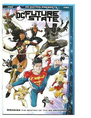 £6.36 • Buy DC Future State Free Preview (2021)  GORGEOUS HIGH GRADE COPIES!!  1ST  YARA!!