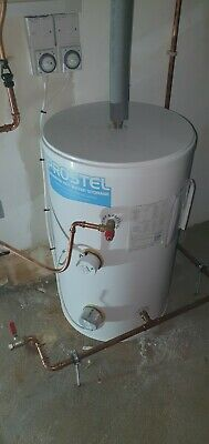 £150 • Buy Unvented Hot Water Cylinder Used