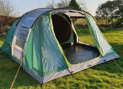 £229.99 • Buy Coleman Mosedale 5 - Five Person Berth Man Family Camping Tent Waterproof Tall