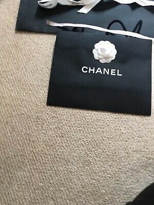 £9.90 • Buy Chanel Carrier Bag Large & Small