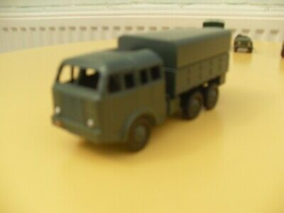 £25 • Buy French Military Dinky Berliet Heavy Gun Tractor And Troop Carrier