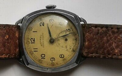 £14.99 • Buy MENS VINTAGE ROTARY SUPER SPORTS Cal. 440 MANUAL WIND CUSHION CASED WATCH SPARES