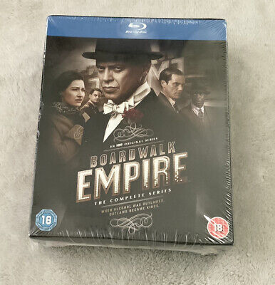 £70.79 • Buy Boardwalk Empire: The Complete Series [Blu-ray] Brand New