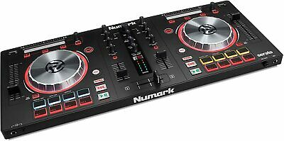 £99.99 • Buy Numark Mixtrack Pro 3 All-in-One Controller Solution For Serato DJ