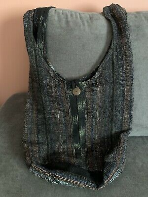 £4.40 • Buy Boho Crossbody Sling Bag Hippie. One Off Got In Thailand But Never Used.