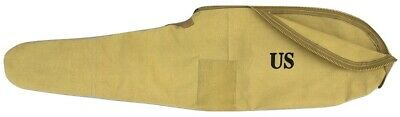 $38.64 • Buy Army WWII US M1 Carbine 1943 Canvas Carry Case - Khaki Color