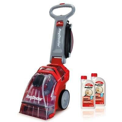 £320 • Buy Rug Doctor Deep Professional Carpet Cleaner With 2 X 1L Carpet Detergent Spray