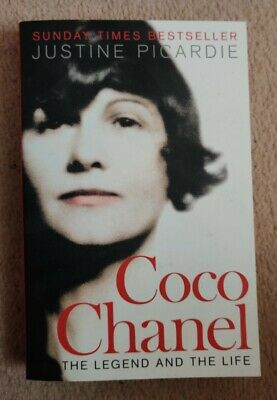 £3.50 • Buy Like New Coco Chanel The Legend And The Life By Justine Picardie
