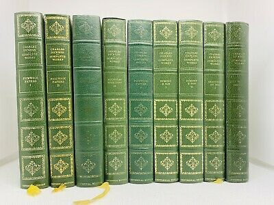 £19.99 • Buy Charles Dickens Complete Works Centennial Edition Heron Books 29 Volumes HBS VGC