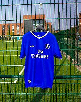 £40 • Buy 2004/05 Chelsea Lampard Home Jersey - Size Large