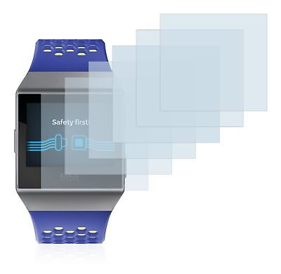 $ CDN20.23 • Buy 6x Transparent ULTRA Clear Screen Protector For   Fitbit Ionic  Smart Watch