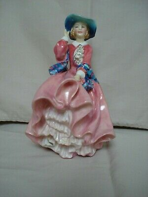 £22 • Buy Royal Doulton Figurine  TOP O' THE HILL  HN1849 -  Very Early Example Dated 1939