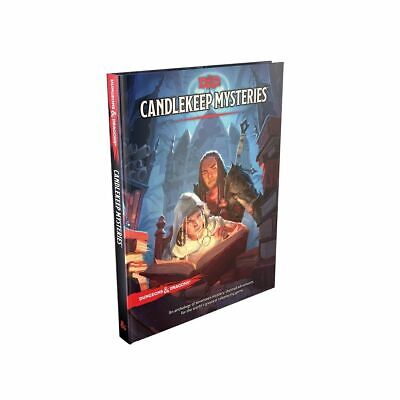 AU59.99 • Buy Dungeons & Dragons - 5th Edition - Candlekeep Mysteries
