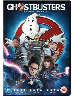 £2.45 • Buy Ghostbusters (DVD, 2016) NEW