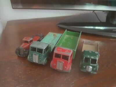 £14.50 • Buy Dinky Commercial Vehicles X 4 Guy Lorries X 2 Austin And A French Tipper.