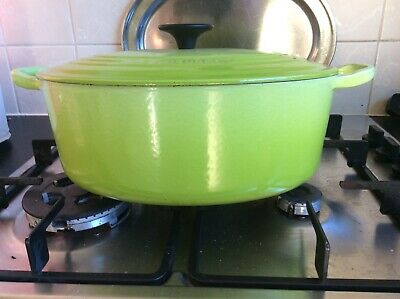 £51 • Buy Le Creuset Casserole 29 Discontinued Green