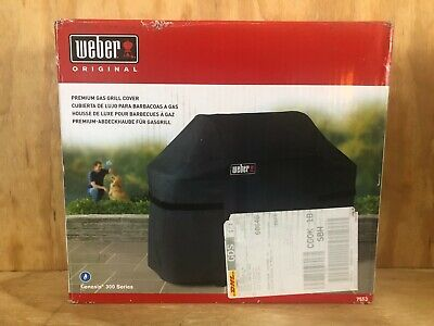 $ CDN99.54 • Buy Weber Gas Grill Cover For Genesis 300 Bbq Series New In Box Model 7553 Premium