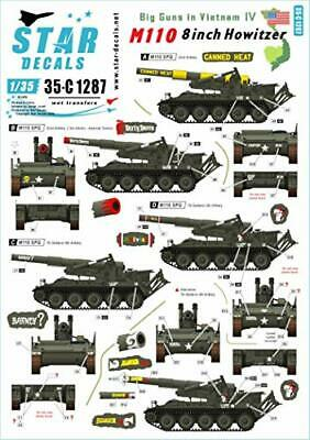 $15.85 • Buy 1/35 Vietnam War US Military Parts For The M110 203mm Self-propelled Howitzer Pl