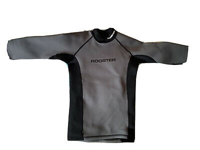 £40 • Buy Rooster Thermaflex Wetsuit Top 1.5mm Size XS