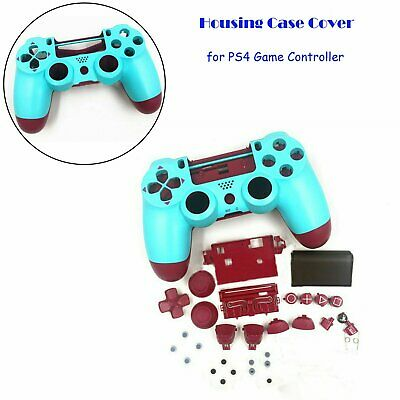 AU20.52 • Buy Replacement Gamepad Shell DIY Controller Housing Case Cover Set For PS4 JDM-040