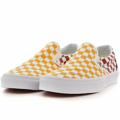 £26.99 • Buy VANS Classic Slip-on. Checkerboard TRAINERS SIZE UK 8.5  BRAND NEW RRP £55.00