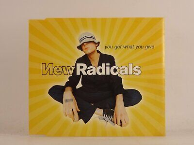 £2.56 • Buy New Radicals You Get What Yo (a16) Cd Amazing Value Quality Best Prices On Ebay