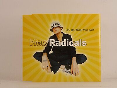£2.56 • Buy New Radicals You Get What Yo (a35) Cd Amazing Value Quality Best Prices On Ebay