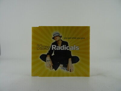£2.56 • Buy New Radicals You Get What Yo (a96) Cd Amazing Value Quality Best Prices On Ebay