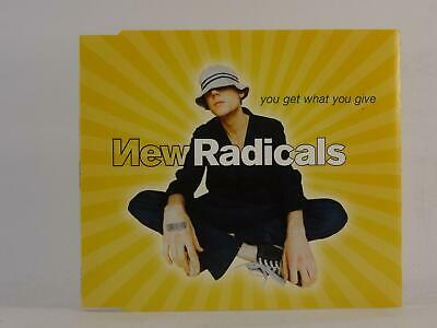 £2.56 • Buy New Radicals You Get What Yo (h17) Cd Amazing Value Quality Best Prices On Ebay