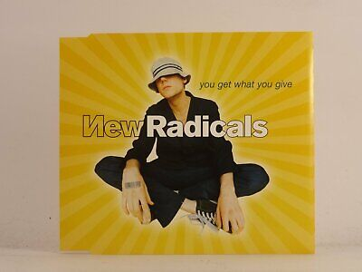 £2.56 • Buy New Radicals You Get What Yo (l14) Cd Amazing Value Quality Best Prices On Ebay