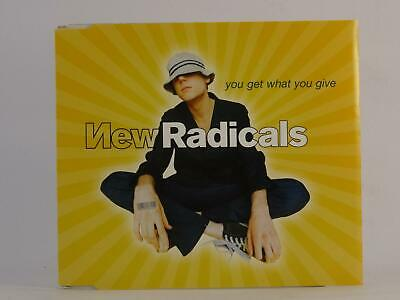 £2.56 • Buy New Radicals You Get What Yo (i44) Cd Amazing Value Quality Best Prices On Ebay