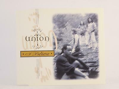 £2.56 • Buy BLESSID UNION OF SOULS I BELIEVE (J55) 4 Track CD Single Picture Sleeve EMI