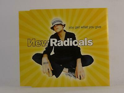 £2.56 • Buy NEW RADICALS YOU GET WHAT YOU GIVE (I96) 3 Track CD Single Picture Sleeve M.C.A