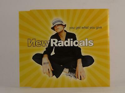 £2.56 • Buy NEW RADICALS YOU GET WHAT YOU GIVE (J63) 3 Track CD Single Picture Sleeve M.C.A