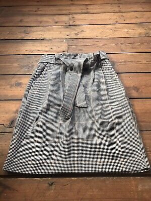 £3.99 • Buy H&M Pencil Skirt Checked Size 6
